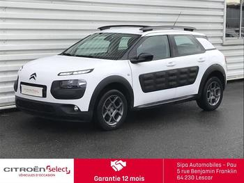CITROEN C4 Cactus 1.6 BlueHDi 100 Feel Business occasion éligible à la prime à la conversion en vente à Lescar à 9990 €