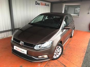 VOLKSWAGEN Polo 1.4 TDI 90ch BlueMotion Technology Lounge 5p occasion éligible à la prime à la conversion en vente à Lescar à 12990 €