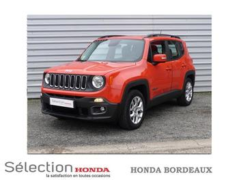 JEEP Renegade 1.6 MultiJet S&S 120ch Longitude Business occasion éligible à la prime à la conversion en vente à Le Bouscat à 12490 €