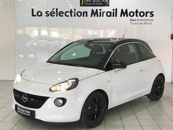 OPEL Adam 1.4 Twinport 87ch Black Edition Start/Stop occasion éligible à la prime à la conversion en vente à Toulouse à 11990 €