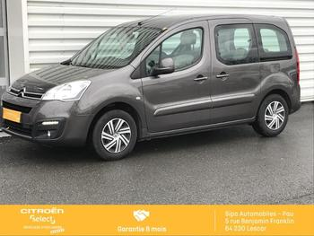 CITROEN Berlingo BlueHDi 100ch Feel occasion éligible à la prime à la conversion en vente à Lescar à 10990 €