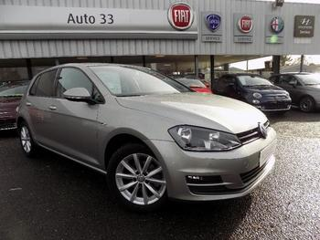 VOLKSWAGEN Golf 1.2 TSI 110ch BlueMotion Technology Lounge 5p occasion éligible à la prime à la conversion en vente à La Teste à 14990 €