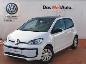VOLKSWAGEN Up 1.0 75ch BlueMotion Technology up! Connect 5p Euro6d-T occasion éligible à la prime à la conversion en vente à Lescar à 11690 €
