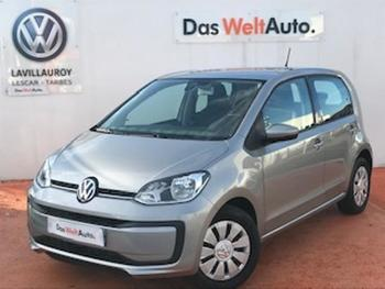 VOLKSWAGEN Up 1.0 60ch BlueMotion Technology up! Connect 5p Euro6d-T occasion éligible à la prime à la conversion en vente à Lescar à 10890 €