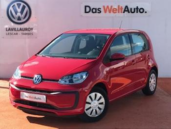 VOLKSWAGEN Up 1.0 60ch BlueMotion Technology up! Connect 5p Euro6d-T occasion éligible à la prime à la conversion en vente à Lescar à 9890 €
