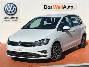 VOLKSWAGEN Golf Sportsvan 1.6 TDI 115ch BlueMotion Technology FAP Connect occasion éligible à la prime à la conversion en vente à Lescar à 16890 €