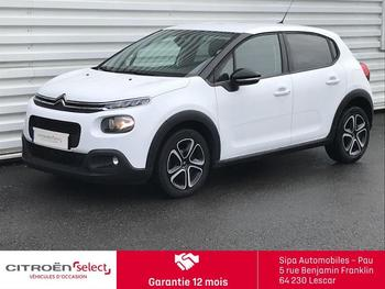 CITROEN C3 1.6 BlueHDi 75ch S&S Feel Business R occasion éligible à la prime à la conversion en vente à Lescar à 8990 €