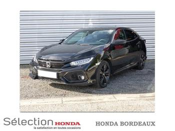 HONDA Civic 1.6 i-DTEC 120ch Exclusive AT 5p occasion éligible à la prime à la conversion en vente à Le Bouscat à 21990 €