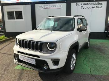JEEP Renegade 1.6 MultiJet 120ch Limited occasion éligible à la prime à la conversion en vente à Toulouse à 17990 €