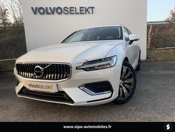 VOLVO V60 T8 Twin Engine 303 + 87ch Inscription Luxe Geartronic 16cv occasion éligible à la prime à la conversion en vente à Merignac à 66900 €