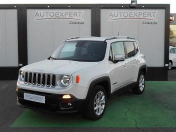 JEEP Renegade 1.4 MultiAir S&S 140ch Limited occasion éligible à la prime à la conversion en vente à Toulouse à 16990 €