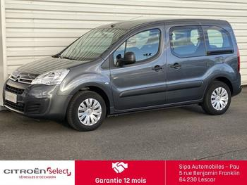 CITROEN Berlingo BlueHDi 100ch Feel 7 places occasion éligible à la prime à la conversion en vente à Lescar à 17790 €