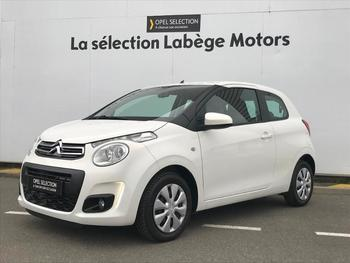 CITROEN C1 VTi 68 Feel 3p occasion éligible à la prime à la conversion en vente à Labege à 7793 €