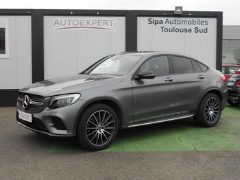 MERCEDES-BENZ GLC Coupe 250 d 204ch Fascination 4Matic 9G-Tronic Euro6c occasion éligible à la prime à la conversion en vente à Toulouse à 53990 €
