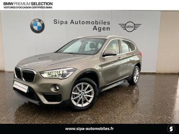 BMW X1 sDrive18i 140ch Business Design occasion éligible à la prime à la conversion en vente à Boé à 29490 €