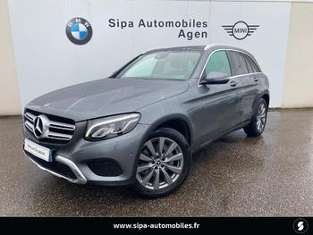 MERCEDES-BENZ GLC 250 d 204ch Fascination 4Matic 9G-Tronic occasion éligible à la prime à la conversion en vente à Boé à 47990 €