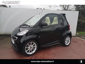 SMART Fortwo 84ch Turbo Passion Softouch occasion éligible à la prime à la conversion en vente à Libourne à 7990 €