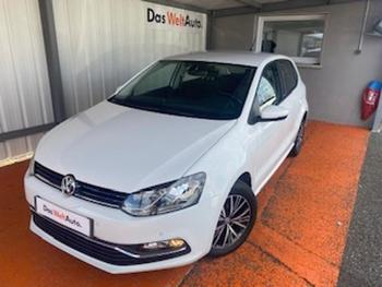 VOLKSWAGEN Polo 1.4 TDI 90ch BlueMotion Technology Match 5p occasion éligible à la prime à la conversion en vente à Lescar à 13690 €