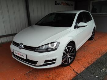 VOLKSWAGEN Golf 1.2 TSI 110ch BlueMotion Technology Match 5p occasion éligible à la prime à la conversion en vente à Lescar à 14490 €