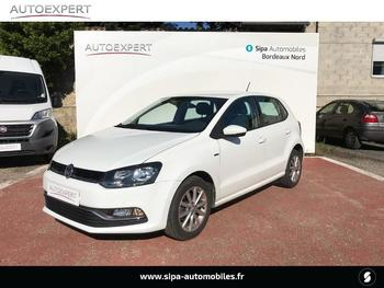 VOLKSWAGEN Polo 1.2 TSI 90ch BlueMotion Technology Lounge 5p occasion éligible à la prime à la conversion en vente à Le Bouscat à 11490 €