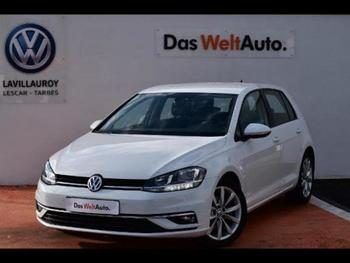 VOLKSWAGEN Golf 1.6 TDI 115ch BlueMotion Technology FAP First Edition 5p occasion éligible à la prime à la conversion en vente à Lescar à 16890 €