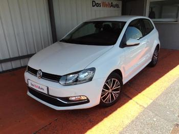 VOLKSWAGEN Polo 1.4 TDI 90ch BlueMotion Technology Match 3p occasion éligible à la prime à la conversion en vente à Lescar à 12890 €