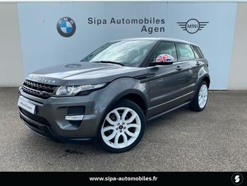 LAND-ROVER Evoque 2.2 Td4 British Edition Mark II occasion éligible à la prime à la conversion en vente à Boé à 21590 €