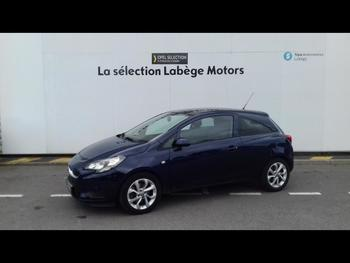 OPEL Corsa 1.4 Turbo 100ch Edition Start/Stop 3p occasion éligible à la prime à la conversion en vente à Labege à 6980 €