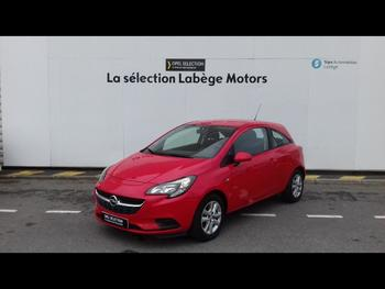 OPEL Corsa 1.4 Turbo 100ch Edition Start/Stop 3p occasion éligible à la prime à la conversion en vente à Labege à 8400 €