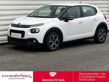 CITROEN C3 BlueHDi 75ch Feel Business S&S occasion éligible à la prime à la conversion en vente à Lescar à 11990 €