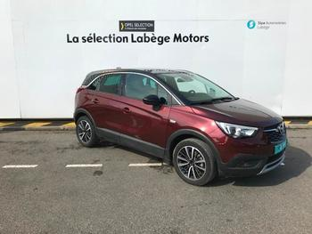 OPEL Crossland X 1.2 Turbo 110ch ECOTEC Innovation occasion éligible à la prime à la conversion en vente à Labege à 16280 €