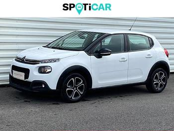 CITROEN C3 BlueHDi 100ch Shine Business S&S occasion éligible à la prime à la conversion en vente à Lescar à 11290 €