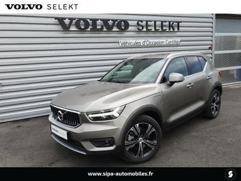 VOLVO XC40 T5 262 ch Inscription Luxe Hybride Rechargeable occasion éligible à la prime à la conversion en vente à Lescar à 49450 €