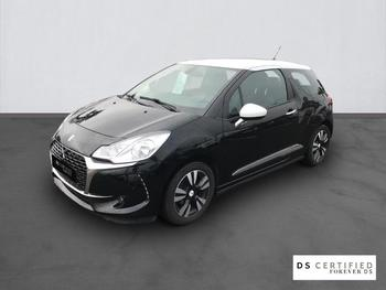 Ds Ds 3 BlueHDi 100ch So Chic S&S occasion éligible à la prime à la conversion en vente à Mont De Marsan à 12290 €