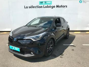 TOYOTA C-hr 122h Collection 2WD E-CVT occasion éligible à la prime à la conversion en vente à Labege à 20980 €