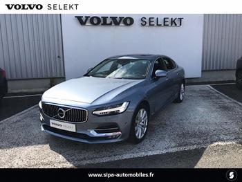 VOLVO S90 D5 AWD 235ch Inscription Luxe Geartronic occasion éligible à la prime à la conversion en vente à Lormont à 34900 €
