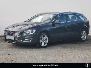VOLVO V60 D6 Twin Engine AWD Summum Geartronic occasion éligible à la prime à la conversion en vente à Merignac à 18900 €