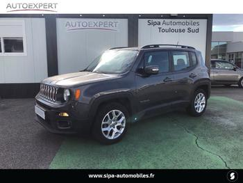 JEEP Renegade 1.6 MultiJet S&S 120ch Longitude Business occasion éligible à la prime à la conversion en vente à Toulouse à 15900 €