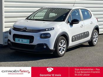 CITROEN C3 BlueHDi 75ch Feel Business S&S occasion éligible à la prime à la conversion en vente à Lescar à 10990 €
