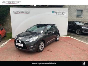 CITROEN DS3 1.6 VTi So Chic 7cv occasion éligible à la prime à la conversion en vente à Le Bouscat à 9990 €