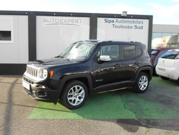 JEEP Renegade 1.6 MultiJet S&S 120ch Limited occasion éligible à la prime à la conversion en vente à Toulouse à 15990 €