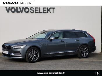 VOLVO V90 T8 Twin Engine 303 + 87ch Inscription Geartronic 40g occasion éligible à la prime à la conversion en vente à Merignac à 58900 €
