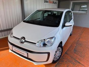 VOLKSWAGEN Up 1.0 60ch BlueMotion Technology up! Connect 5p Euro6d-T occasion éligible à la prime à la conversion en vente à Lescar à 8990 €