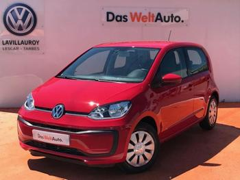 VOLKSWAGEN Up 1.0 75ch Move up! 5p occasion éligible à la prime à la conversion en vente à Lescar à 8490 €