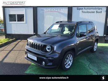 JEEP Renegade 1.3 GSE T4 150ch Longitude Business BVR6 occasion éligible à la prime à la conversion en vente à Toulouse à 18900 €