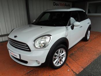 MINI Countryman Cooper 122ch Pack Red Hot Chili occasion éligible à la prime à la conversion en vente à Lescar à 10990 €