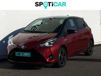 TOYOTA Yaris 100h Collection 5p occasion éligible à la prime à la conversion en vente à Lescar à 15990 €