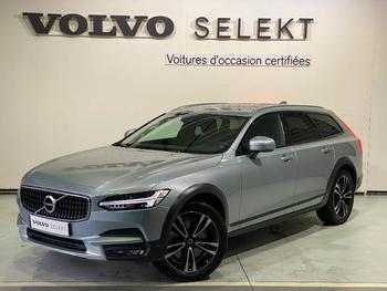 VOLVO V90 Cross Country D4 AdBlue AWD 190ch Pro Geartronic occasion éligible à la prime à la conversion en vente à Labege à 41900 €