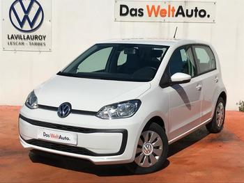 VOLKSWAGEN Up 1.0 60ch BlueMotion Technology Move up! 5p occasion éligible à la prime à la conversion en vente à Lescar à 8990 €