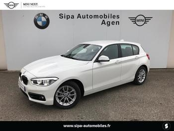 BMW Serie 1 118dA 150ch Business Design 5p occasion éligible à la prime à la conversion en vente à Boé à 23990 €